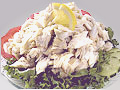 Handpicked crabmeat from CrabPlace.com