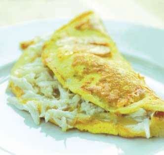 Crabmeat Omelet: the perfect way to start the day - Crab Place Blog ...