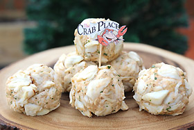 Maryland All-Jumbo Lump Crab Cakes