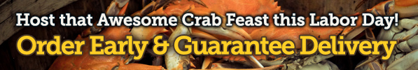 2016 CrabPlace.com Labor Day Feast