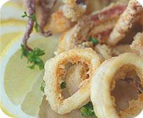 1 lb. of Premium Breaded Italian Calamari