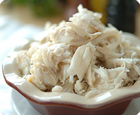 Fresh, 1 lb. Backfin Lump Maryland Crabmeat