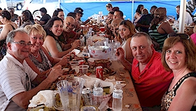 picture of the crab feast