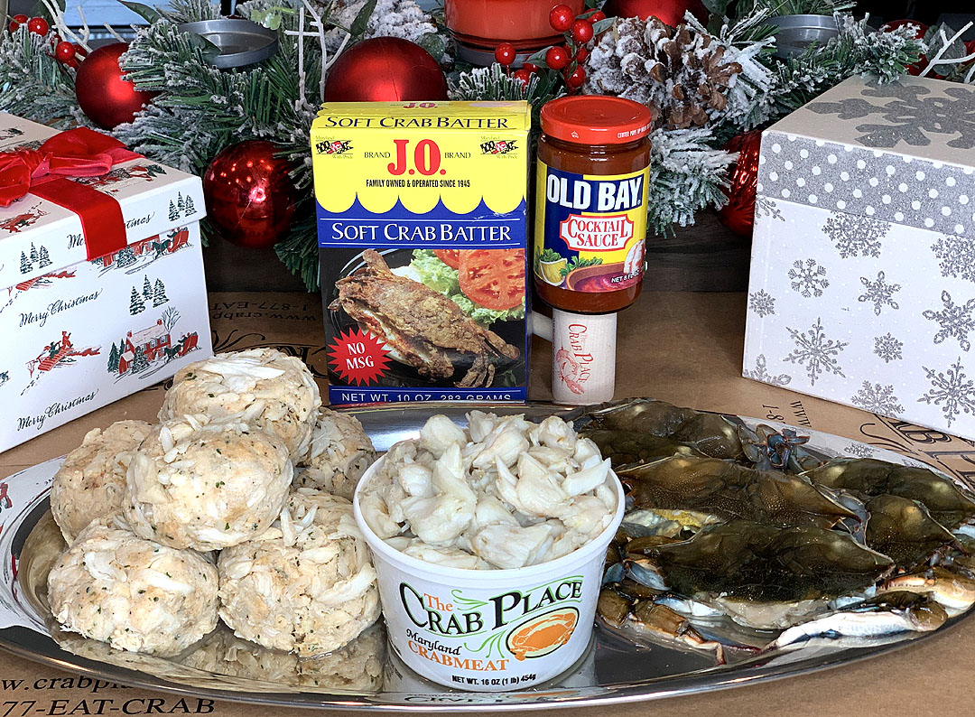 Specials | Gift Packages | Crab Place