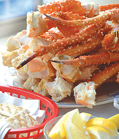King Crab Legs | Crab Place