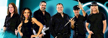 promotional picture of the band