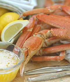 Snow Crab Legs | Crab Place