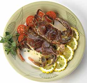 Soft Shell Crab Season | Cindy Licht | Serial Foodie